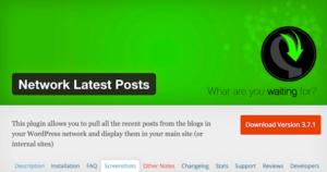 Besten kostenlosen WordPress Multisite Plugins