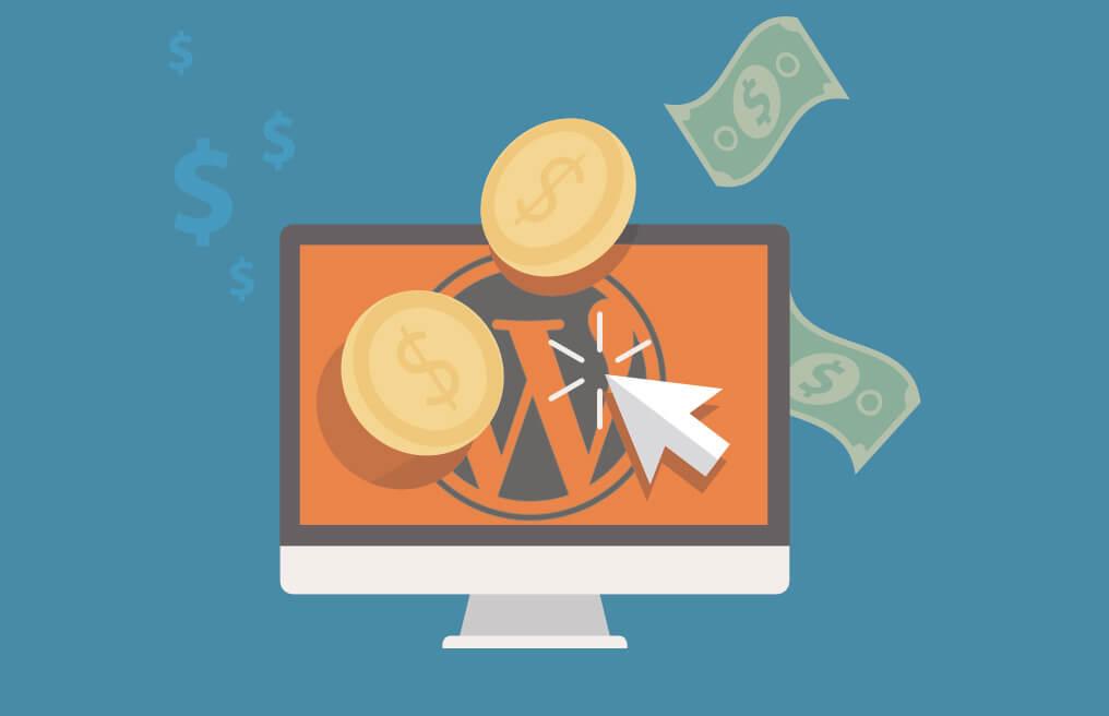 Geld verdienen mit WordPress