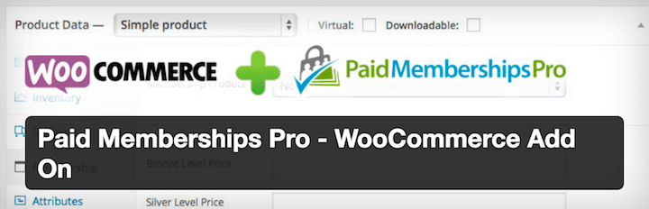 Paid Memberships Pro und WooCommerce Addon