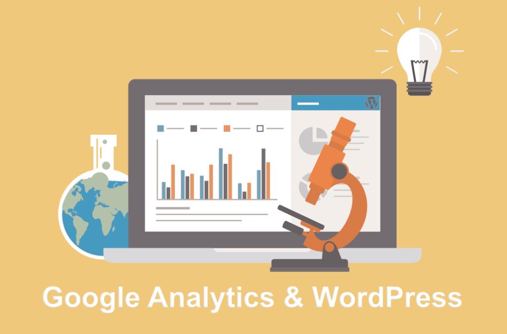 Google Analytics WordPress Integration mit und ohne Plugin