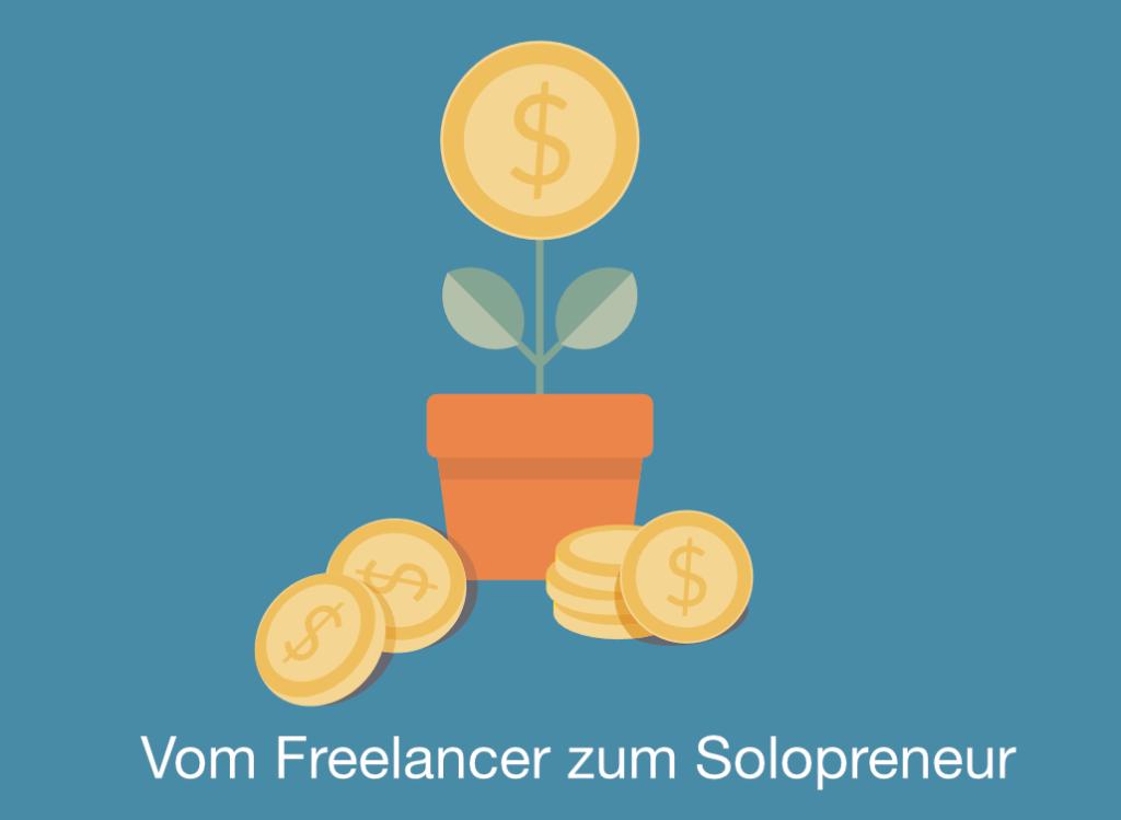 Unterschied Freelancer Solopreneur Definition