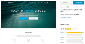 Das beste kostenlose WordPress Theme - Ideales Theme für Elementor