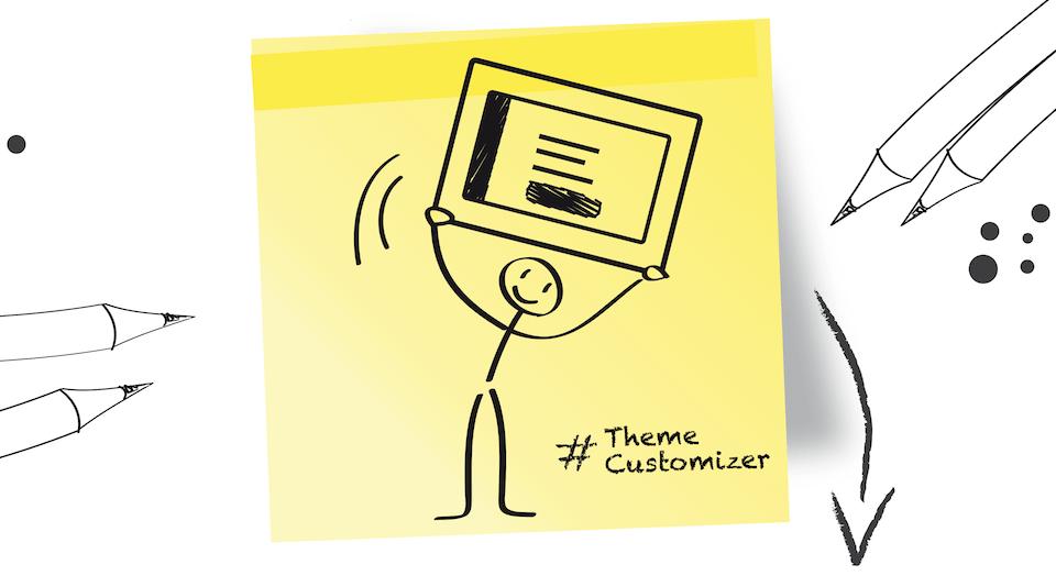 WordPress Theme anpassen - Theme Optionen & Theme Customizer