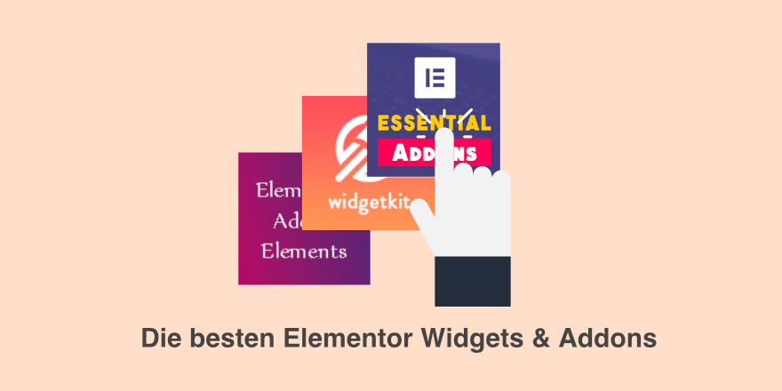 Die besten Elementor Widgets & Addons | WP Consultant
