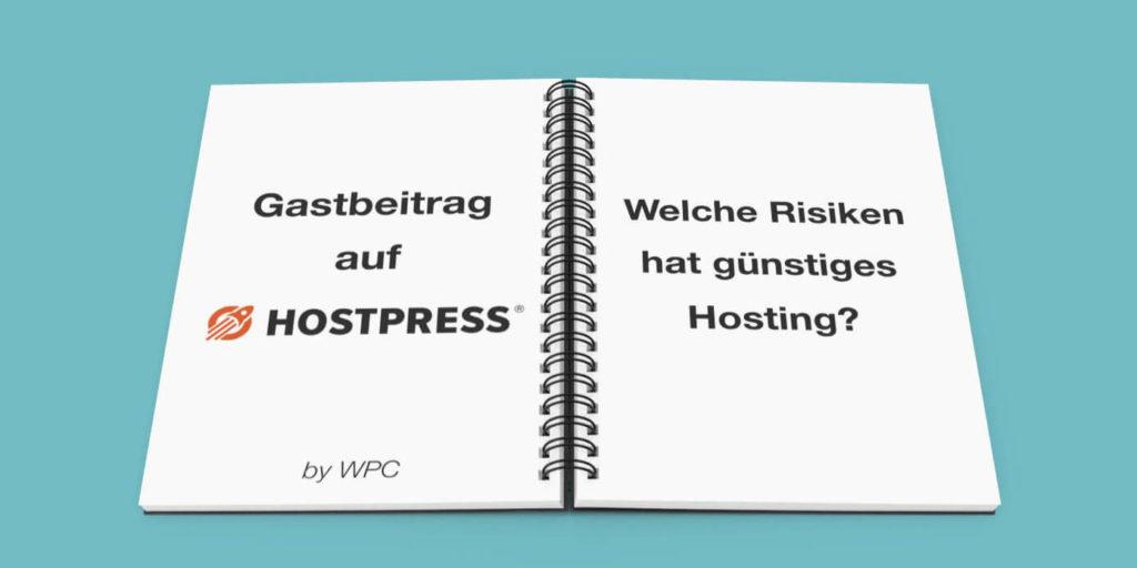 Business Risiken günstiges Hosting