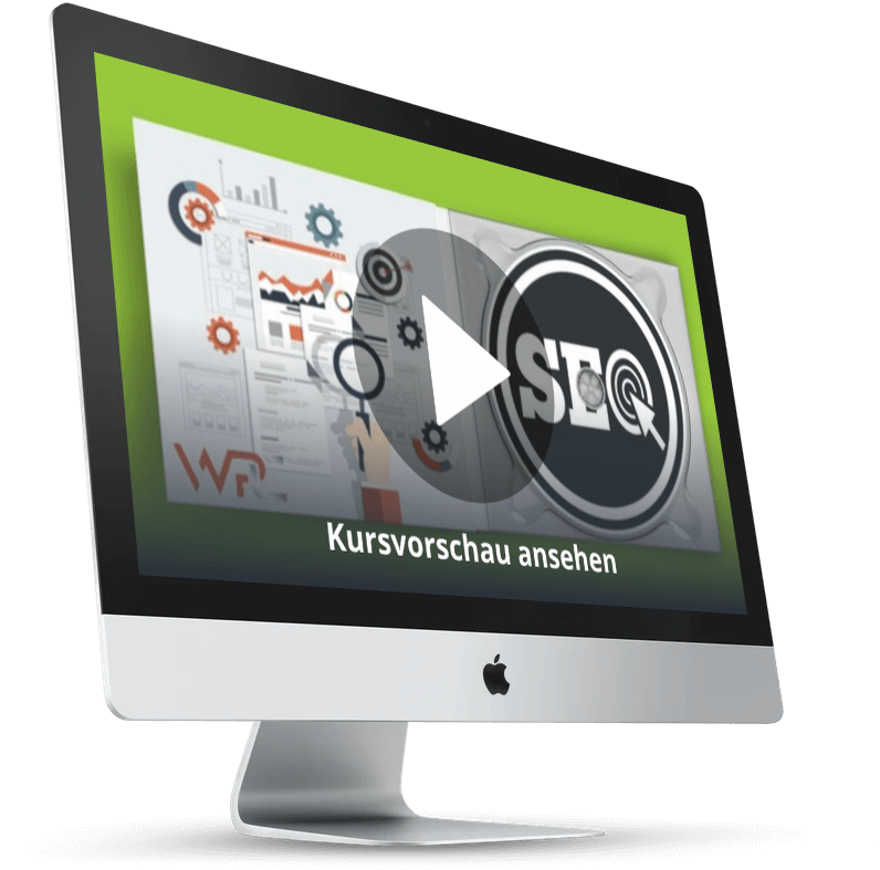 SEO Online Kurs Content Marketing