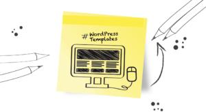 WordPress Templates bearbeiten