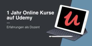 Online Kurse Udemy Erfahrungen