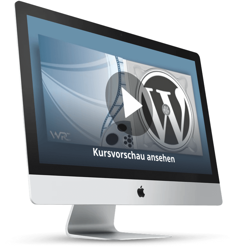 WordPress Kurs mit Elementor