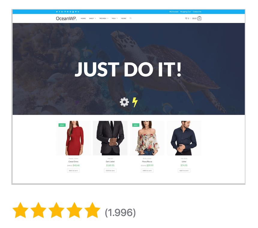 Die besten WordPress Elementor Themes