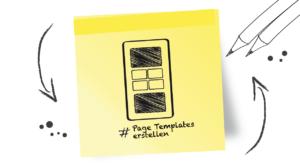 WordPress Page Template erstellen