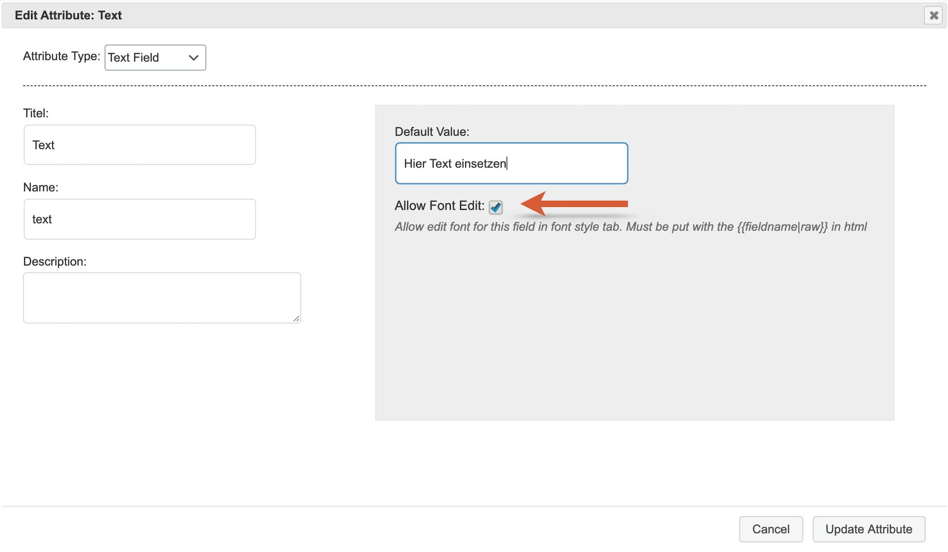 """Elementor Settings für Text anwenden - Tab """"Stil"""""""